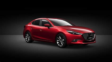 mazda3 goes through a facelift in japan can you spot the