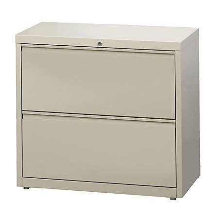 workpro lateral file cabinet workpro 30 w 2 drawer steel lateral file cabinet putty by