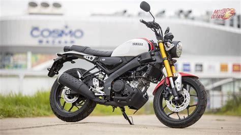 yamaha xsr  complete brands cc   motoroctane