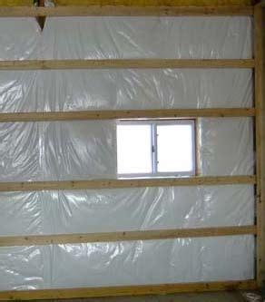 pole barn insulation options framing inside walls pole building studio design