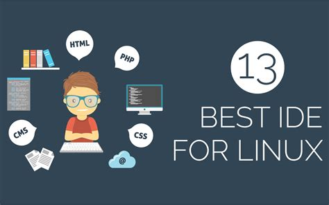 best linux distro for developers 13 best ide for linux programmers and developers how to
