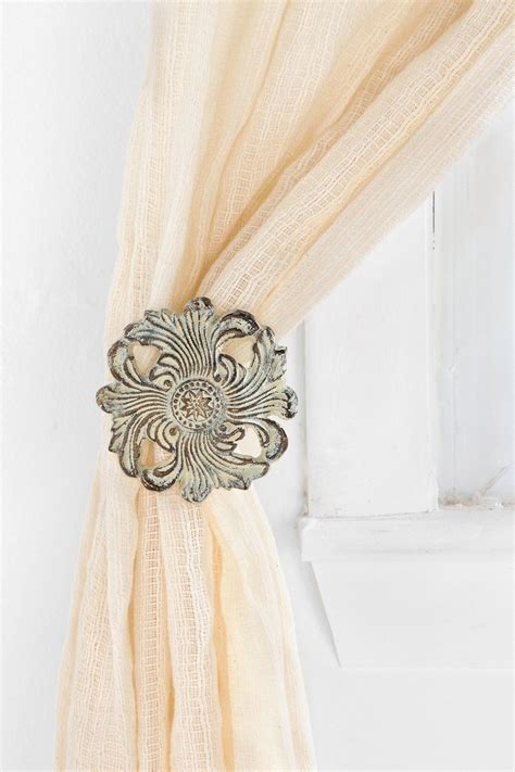 Fleur curtain tie back urban outfitters