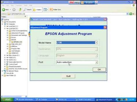 resetter epson l360 free download epson l130 l220 l310 l360 l365 printer reset software