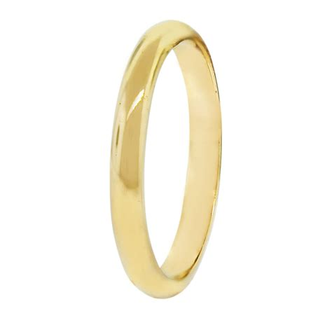 14k Gold Wedding Band by 14k Yellow Gold Thin Wedding Band Ring