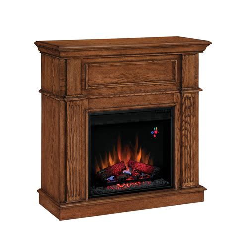 fireplaces electric lowe s