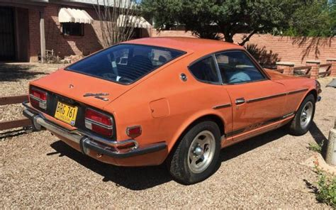 1972 Datsun 240z For Sale by Orange You Pretty 1972 Datsun 240z