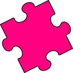large blank puzzle pieces template free puzzle clip clipart best
