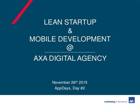 lean mobile app development apply lean startup methodologies to develop successful ios and android apps books lean startup and mobile development at the axa digital agency
