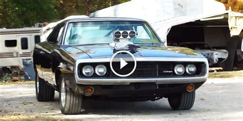 fast and furious black car image gallery 1970 blown charger