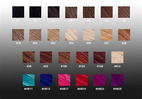latest hairstyles color chart new hair color chart redken hair color chart pinterest