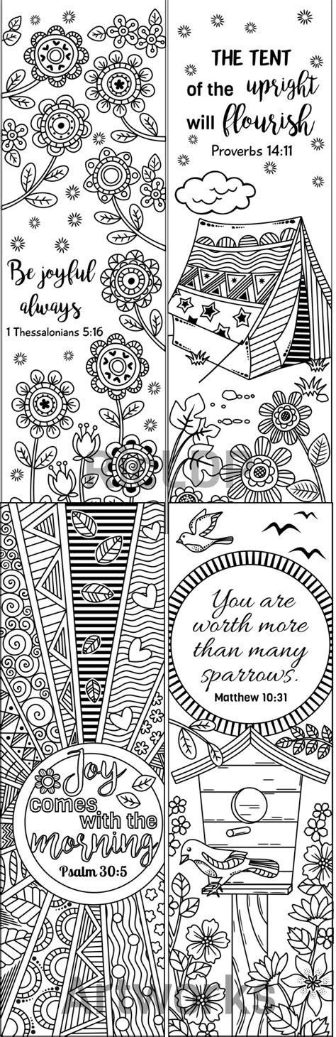 printable bible bookmarks to color bookmarks coloring page bookmarks coloring pages for