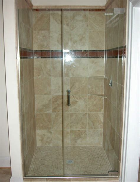 Glass Bathroom Doors For Shower Frameless Hinged Glass Shower Door Eyeglasses