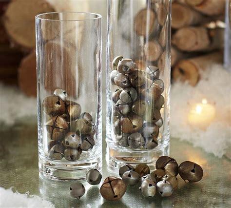 antiqued bells vase filler traditional vases