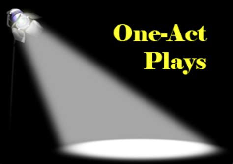 The Place One Act Play Newsletter October 2012 Book Nook