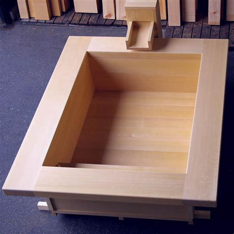 Japanese Small Bathroom Design - ofuro soaking tubs asnaro tub for paris