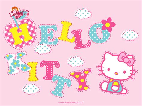 wallpapers hello kitty forever 2011 hello kitty monthly calendar wallpapers page 5