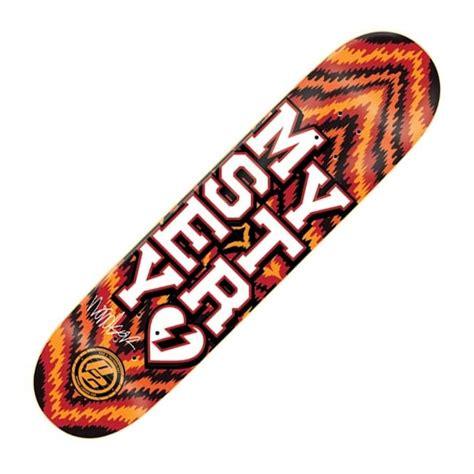 Skateboard Deck Mystery mystery skateboards mystery varsity sludge p2 skateboard deck 8 0 skateboard