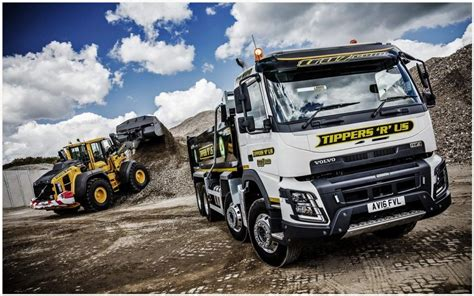 Iveco Car Wallpaper Hd by Volvo Fmx Truck Wallpaper Volvo Fmx Truck Wallpaper