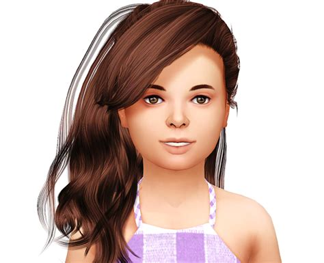 sims 4 hair kids sims 4 cc s the best stealthic daughter kids