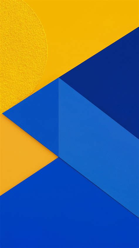 blue yellow pattern android marshmallow new blue yellow pattern iphone 6