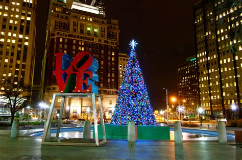 tonight picks philadelphia s official christmas tree