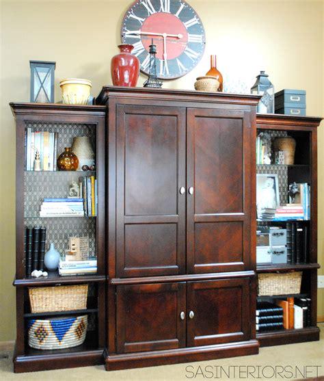 Bookshelf Backing styled bookcase with new bookcase backing for 5 burger