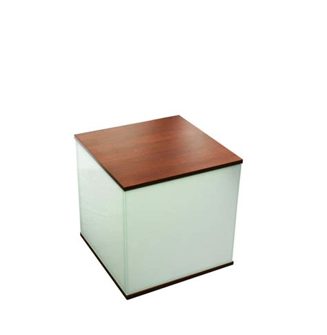 cube accent table cube creation modern little accent table contempo space
