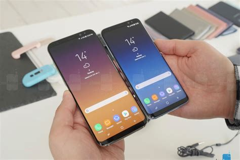 Samsung A8 Vs S5 samsung galaxy s8 and galaxy s8 on there s never been smartphones like these before