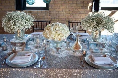 Winter Wonderland centerpieces?   Weddingbee