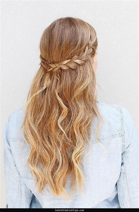 easy hair styles for dances cute hairstyles for a dance