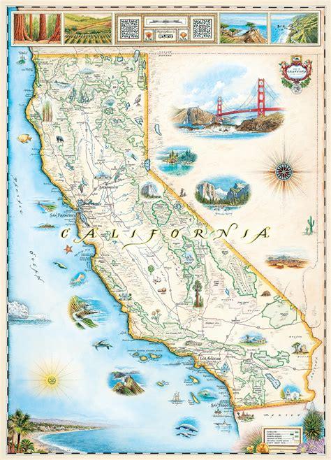 california map puzzle california xplorer maps jigsaw puzzle puzzlewarehouse