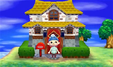 house expansions in animal crossing new leaf ac 3ds
