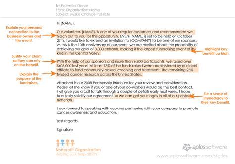 Sponsorship Letter Through Email Sle Sponsorship Agreement Sponsor Sheets For Fundraising