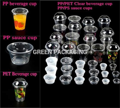 Loyang Mini Cup Teflon clear disposable plastic dessert cup or plastic mini cup jelly supplier buy clear plastic