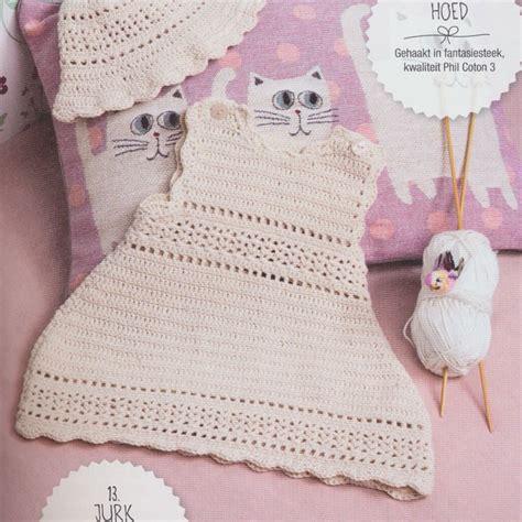 haakpatroon baby jurk haakpatroon jurk