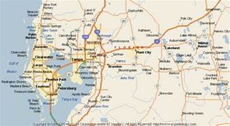 map of brandon florida map of valrico