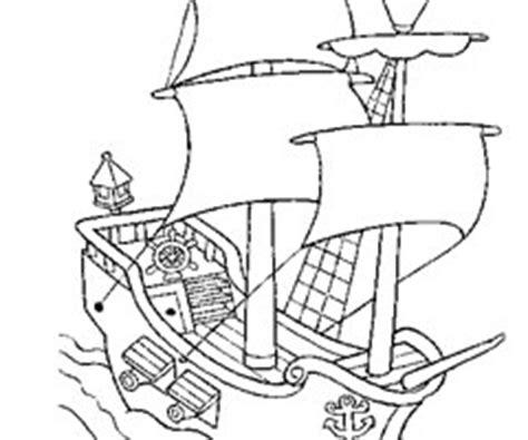 dessin bateau pirate des caraibes coloriage bateau de pirates des caraibes