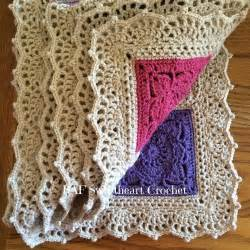 morning pretties early posting for me crochet border ldjcrochethookup final picture of my
