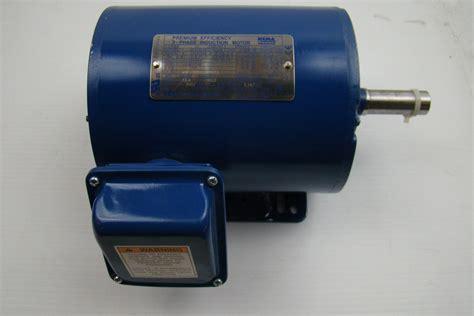 induction motor efficiency premium efficiency 1 hp 230 460v induction motor dtp0014 joseph fazzio incorporated