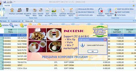 Kumpulan Software Marketing kumpulan software terbaik indonesia software restoran touch screen