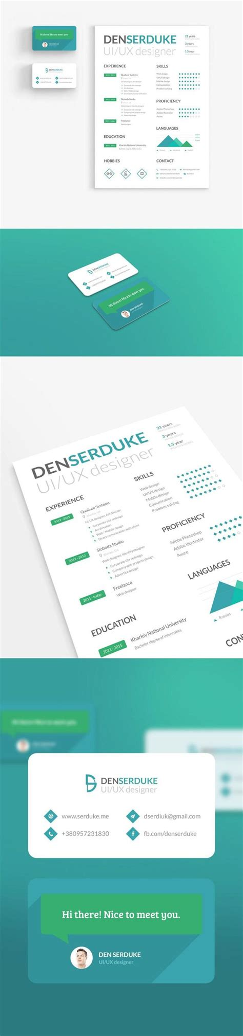 unique images of business cards templates free for word