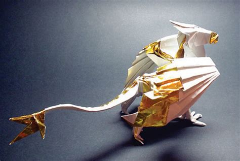How To Make An Origami Griffin - gryphon by guspath go by neoarkadia on deviantart