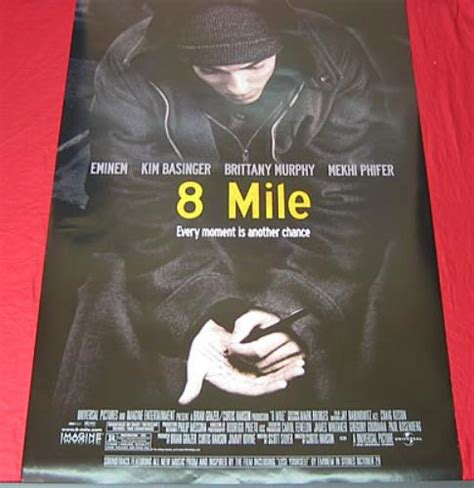 film eminem 8 mile complete gratuit eminem 8 mile double sided movie poster us promo poster