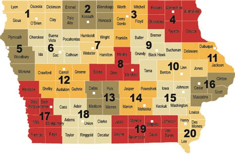 Iowa State Mba Program Cost by Regions Iowa State Extension And Outreach
