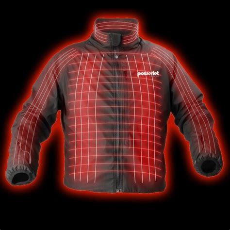 heated motorcycle jacket powerlet rapidfire heated jacket liner heated motorcycle
