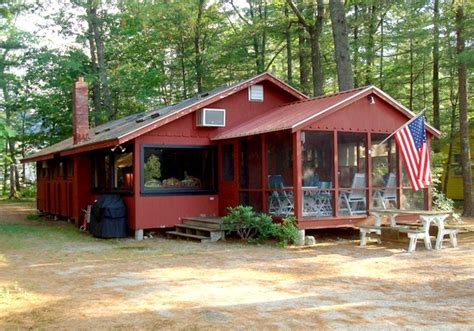 Sebago Lake Cabin Rentals by Sebago Lake Vacation Cottage To Be By The Water