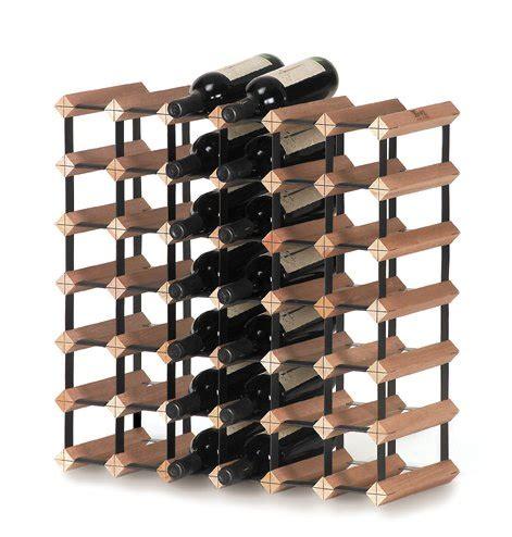 Wine Rack Kit by 42 Bottle Wine Rack Kit