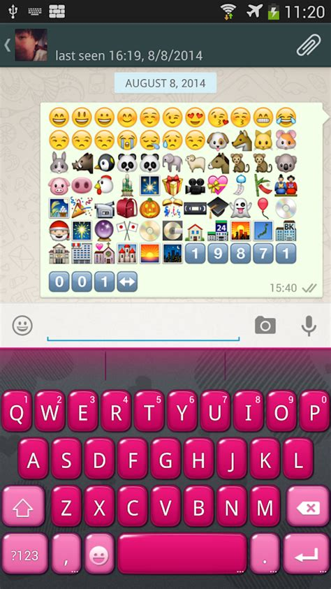 whatsapp keyboard wallpaper smiley whatsapp wallpaper