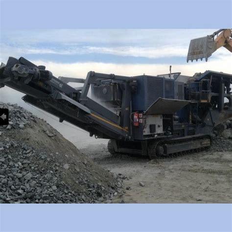 Kleemann Jaw Crusher Used Kleeman Mc100z Mobile Jaw Crushing Plant For Sale