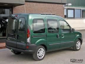 Renault Kangoo 2000 2000 Renault Kangoo 1 4 Rt 2 Doors Air Mot 06 2012
